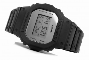 CASIO G-SHOCK DW-5600BBMA 1